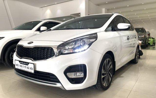 Bán Kia Rondo G AT sản xuất 2018, màu trắng2