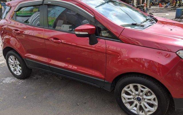 Bán Ford EcoSport sản xuất năm 2015, màu đỏ còn mới5
