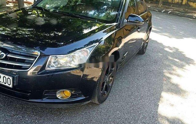 Bán Daewoo Lacetti năm sản xuất 2010, màu đen, nhập khẩu nguyên chiếc2