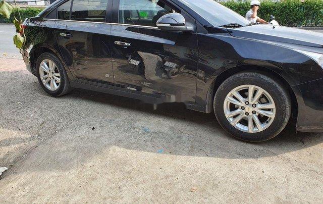 Cần bán xe Chevrolet Cruze 2016, màu đen chính chủ 9