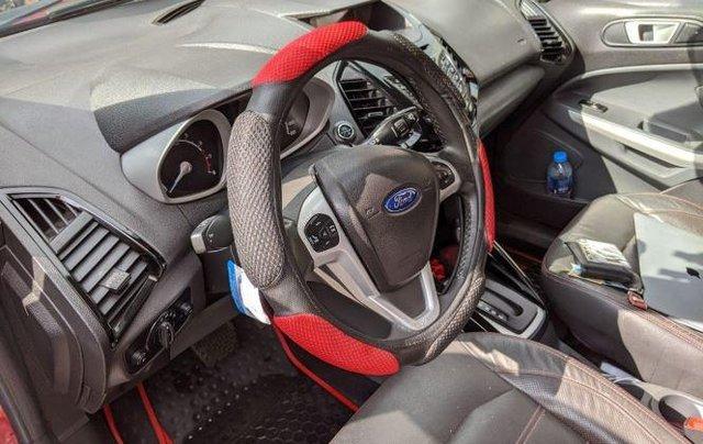 Bán Ford EcoSport sản xuất năm 2015, màu đỏ còn mới7