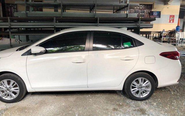 Bán Toyota Vios sản xuất năm 2019, màu trắng, số tự động, 468tr3