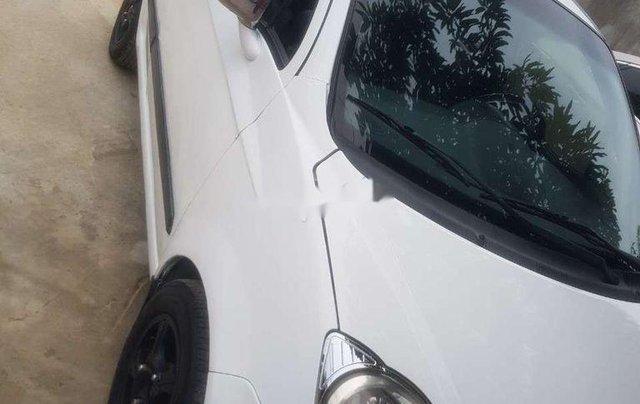 Bán Chevrolet Spark đời 2010, màu trắng2