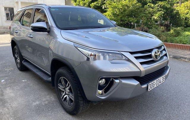 Bán Toyota Fortuner năm 2019, giá tốt, chính chủ sử dụng còn mới11