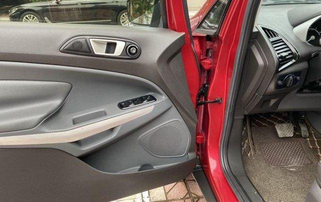 Xe Ford EcoSport 1.5L AT Titanium sản xuất 2016, màu đỏ9