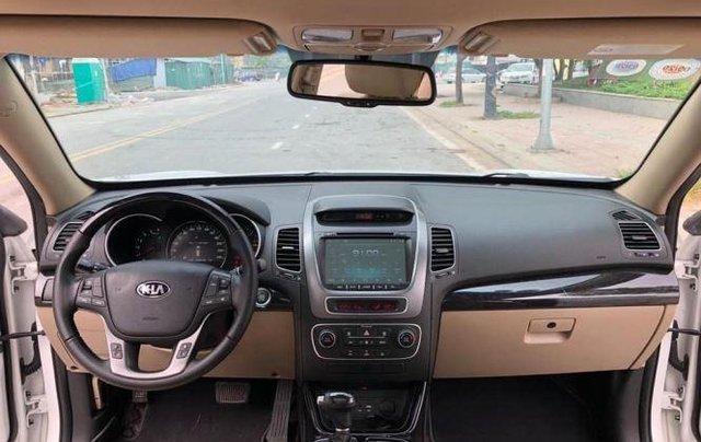 Bán xe Kia Sorento DATH năm sản xuất 2019, màu trắng số tự động  8