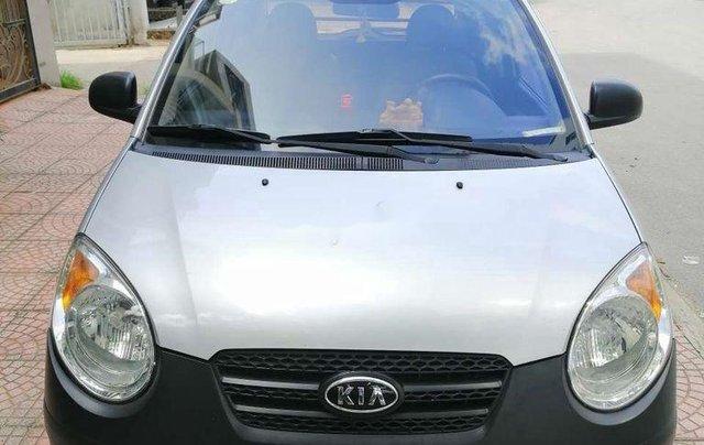 Bán xe Kia Morning năm 2010, màu bạc, nhập khẩu, 165 triệu0