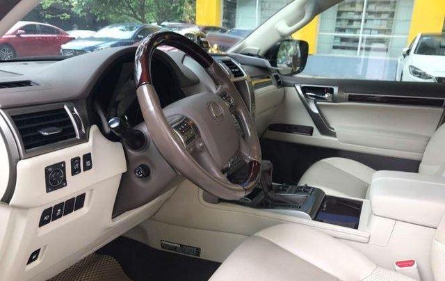 Bán xe Lexus GX sản xuất 2016, màu vàng, nhập khẩu nguyên chiếc còn mới6