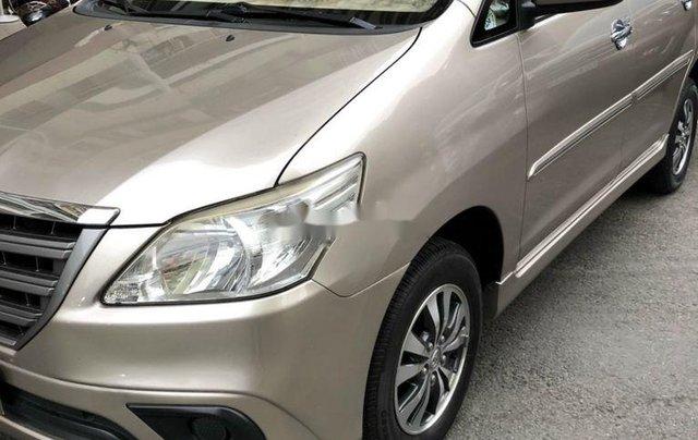 Bán Toyota Innova đời 2016, xe chính chủ1