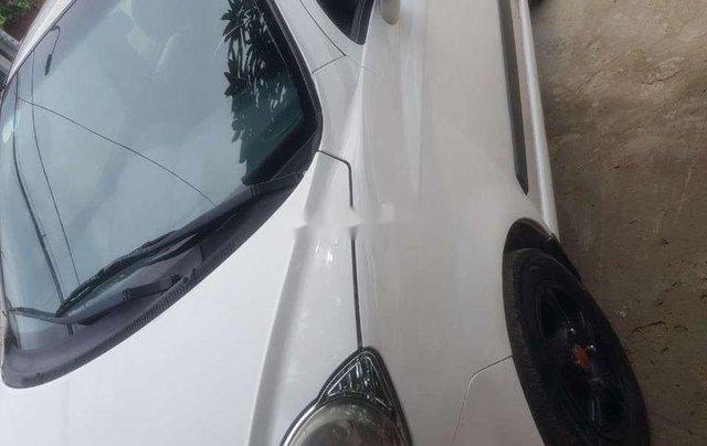 Bán Chevrolet Spark đời 2010, màu trắng1