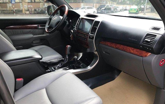 Cần bán gấp Toyota Land Cruiser Prado năm 2008, nhập khẩu nguyên chiếc, giá thấp7