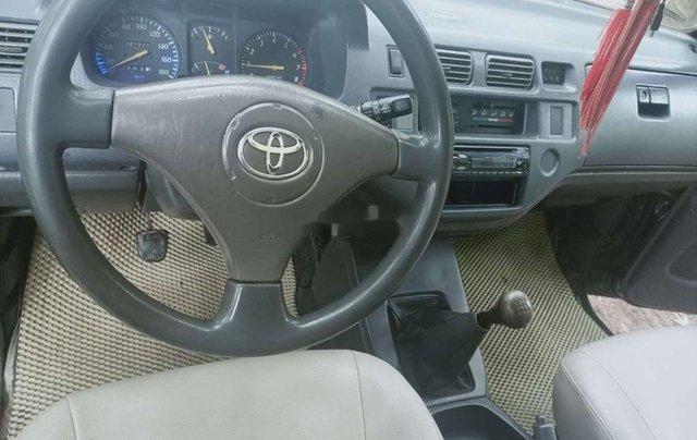 Cần bán xe Toyota Zace năm 2005 chính chủ, giá chỉ 185 triệu11