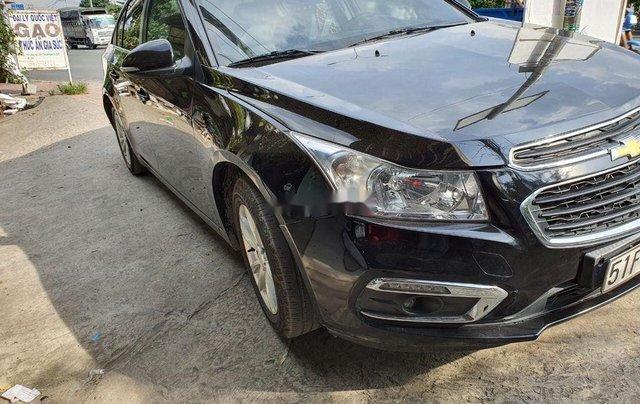Cần bán xe Chevrolet Cruze 2016, màu đen chính chủ 4