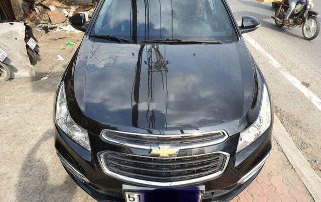 Cần bán xe Chevrolet Cruze 2016, màu đen chính chủ 8
