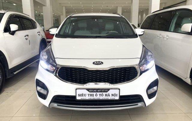 Bán Kia Rondo G AT sản xuất 2018, màu trắng0