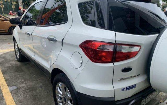 Bán Ford EcoSport đời 2015, màu trắng1