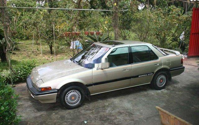 Cần bán lại xe Honda Accord năm sản xuất 1987, xe nhập0
