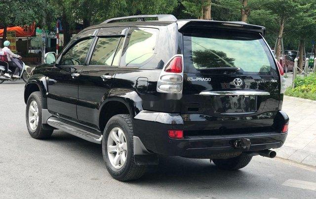 Cần bán gấp Toyota Land Cruiser Prado năm 2008, nhập khẩu nguyên chiếc, giá thấp3