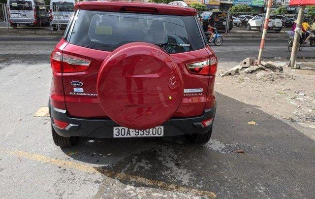 Bán Ford EcoSport sản xuất năm 2015, màu đỏ còn mới1