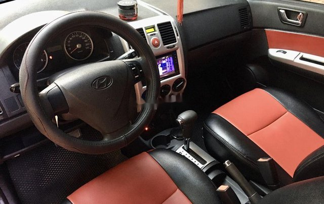 Chính chủ bán Hyundai Getz đời 2007, màu đỏ, nhập khẩu7