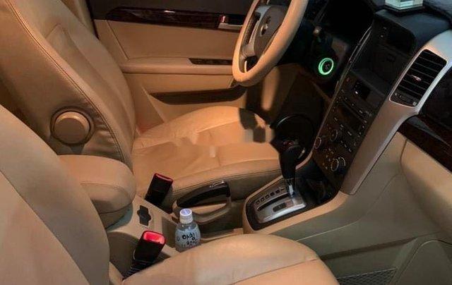 Bán Chevrolet Captiva sản xuất 2011, màu trắng như mới, 369tr7