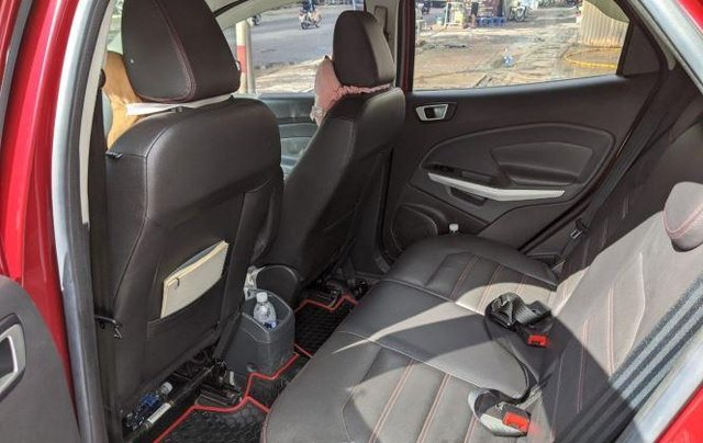 Bán Ford EcoSport sản xuất năm 2015, màu đỏ còn mới8