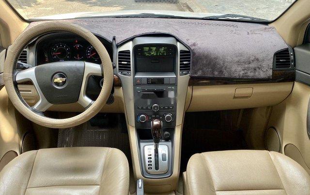 Bán Chevrolet Captiva sản xuất 2011, màu trắng như mới, 369tr8