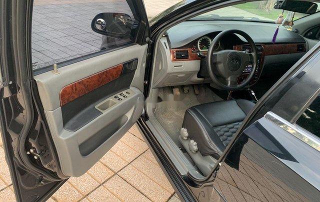 Gia đình bán Daewoo Lacetti sản xuất 2009, màu đen5