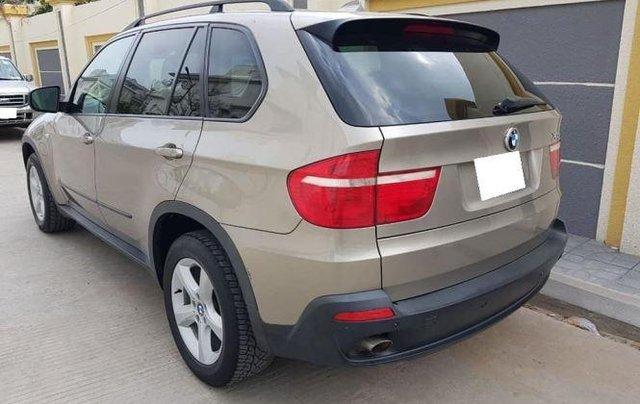Cần bán gấp BMW X5 năm sản xuất 2007, màu vàng còn mới giá cạnh tranh2