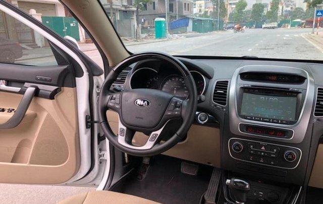 Bán xe Kia Sorento DATH năm sản xuất 2019, màu trắng số tự động  6