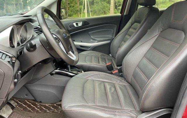 Xe Ford EcoSport 1.5L AT Titanium sản xuất 2016, màu đỏ6