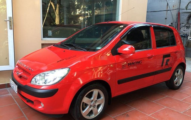Chính chủ bán Hyundai Getz đời 2007, màu đỏ, nhập khẩu1