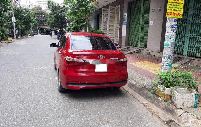 Cần bán xe Hyundai Grand i10 2018, màu đỏ, xe gia đình2