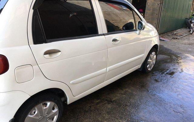 Cần bán gấp Daewoo Matiz năm sản xuất 2007, màu trắng2