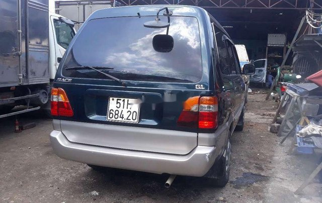Cần bán lại xe Toyota Zace sản xuất năm 2003, xe nhập, giá 165tr6