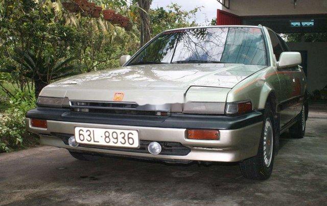 Cần bán lại xe Honda Accord năm sản xuất 1987, xe nhập9