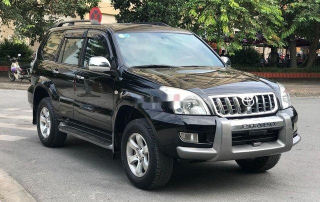 Cần bán gấp Toyota Land Cruiser Prado năm 2008, nhập khẩu nguyên chiếc, giá thấp0