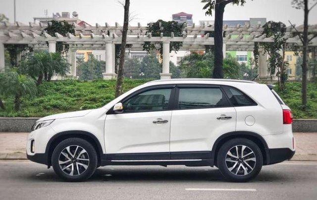 Bán xe Kia Sorento DATH năm sản xuất 2019, màu trắng số tự động  0