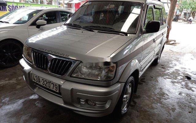 Cần bán Mitsubishi Jolie đời 2003, màu bạc, nhập khẩu nguyên chiếc0