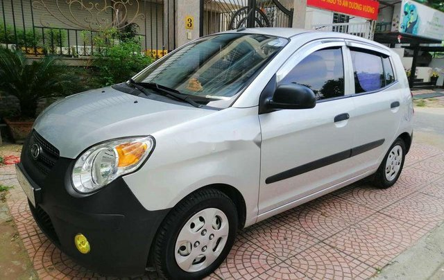 Bán xe Kia Morning năm 2010, màu bạc, nhập khẩu, 165 triệu3