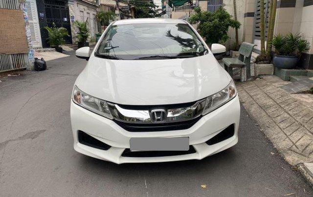 Gia đình bán xe Honda City 2016, màu trắng4