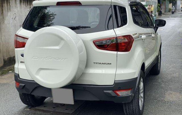 Bán Ford EcoSport năm 2018, màu trắng, full đồ5