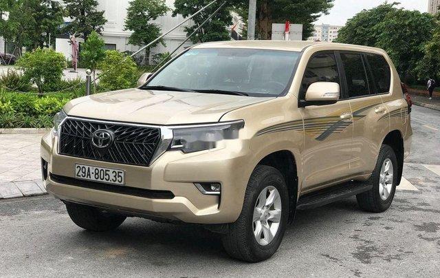 Cần bán gấp Toyota Land Cruiser Prado năm 2013, nhập khẩu2