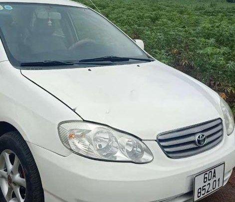 Xe Toyota Corolla Altis sản xuất 2003, bán gấp với giá thấp, xe còn đẹp0