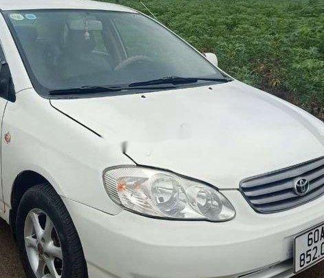 Xe Toyota Corolla Altis sản xuất 2003, bán gấp với giá thấp, xe còn đẹp9