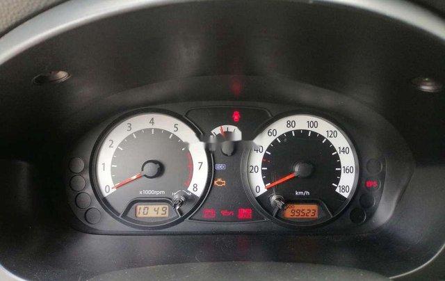 Bán xe Kia Morning năm 2010, màu bạc, nhập khẩu, 165 triệu9