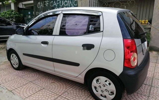 Bán xe Kia Morning năm 2010, màu bạc, nhập khẩu, 165 triệu4