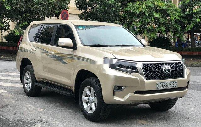 Cần bán gấp Toyota Land Cruiser Prado năm 2013, nhập khẩu1