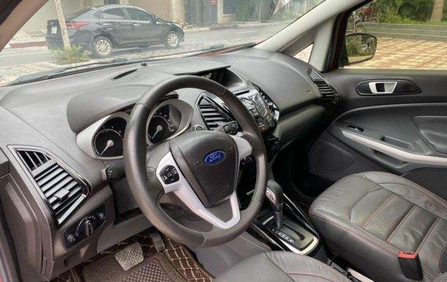 Xe Ford EcoSport 1.5L AT Titanium sản xuất 2016, màu đỏ7