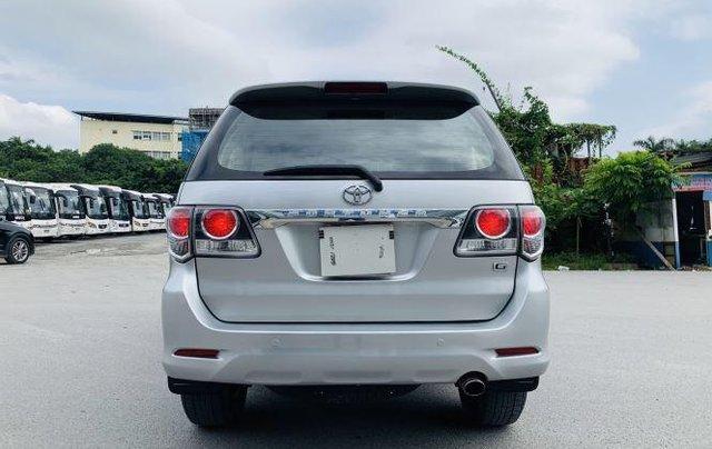 Bán Toyota Fortuner sản xuất năm 2016, màu bạc 3